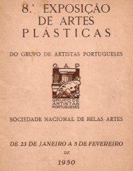 8 Exposição de Artes Plasticas