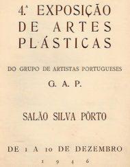4 Exposição de Artes Plasticas