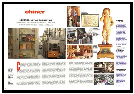 Revista Madame Figaro - Janeiro 1993