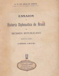 ENSAIOS DE HISTORIA DIPLOMATICA